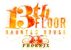 The world famous 13th Floor Haunted House has come to Phoenix! Created by nationally recognized and award winning haunted house designers the 13th Floor will transport you to new levels of horror.