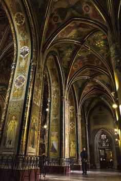 Basilica of St Paul and St Peter, Prague