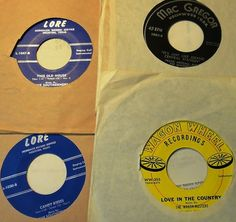 """81 7"""" LOT Square Dance/Calls~The Mustangs/Windsors/Shannonaires/Rustlers/Texans"""