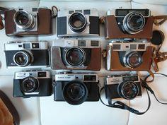Olympus Rangefinder cameras-7362 | por THE OLYMPUS CAMERAS COLLECTOR