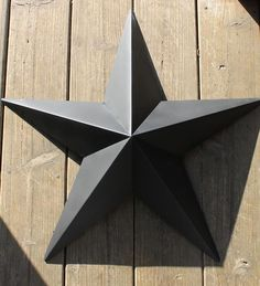 Hey, I found this really awesome Etsy listing at https://www.etsy.com/listing/191586503/large-black-amish-tin-barn-star