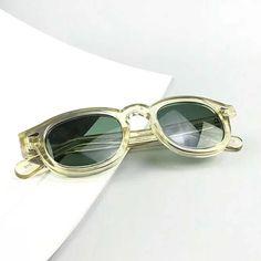 Johnny Depp Polarized Sunglasses for Men and Women Acetate Frame Brand Designer UV400 Sunscreen Sun glasses 017 _ - AliExpress Mobile Men's Sunglasses, Polarized Sunglasses, Johnny Depp Glasses, Mens Glasses, Sunscreen, Branding Design, Frame, Accessories, Women