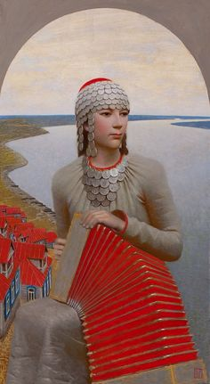 Artist  - Andrey Remnev.