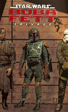 Star Wars: Boba Fett: Salvage