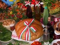 augusztus 20 Saint Stephen, Budapest Hungary, Watermelon, Christmas Bulbs, Mexican, Beef, Table Decorations, Fruit, Holiday Decor