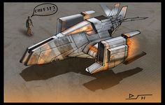 .:Ship sketch- 58:. by ~David-Holland on deviantART