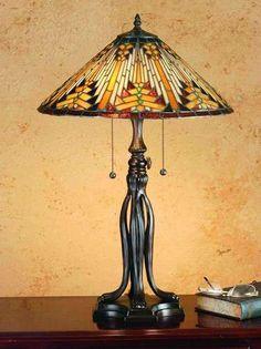 Meyda Tiffany Nuevo Mission Table Lamp