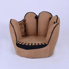 High Quality Inexpensive Five Finger Living Room Children Furniture/Leather Kids Sofa/Baby  Toys (SXBB