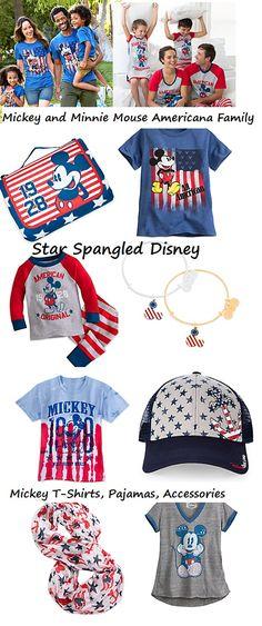 Disney Mickey Minnie Shirts and Matching family Pajamas