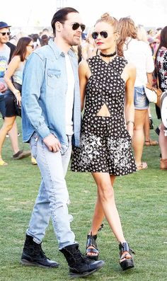 From Solange to Alexa, 7 Celebrities with the Best Festival Style via @WhoWhatWear - http://www.AmericasMall.com/