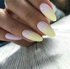 Manicure ombre 2019: 5 Trendy spring ideas that are worth repeating