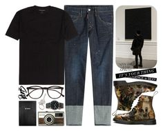 """""""Museum"""" by alexandra-provenzano ❤ liked on Polyvore featuring Dsquared2, Illesteva, Sloane Stationery, Skagen, Paul Smith, men's fashion and menswear"""