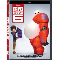 *HOT* FREE Big Hero 6 DVD + FREE Shipping! ($29.99 VALUE!) - Sea of Savings