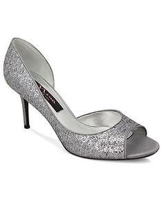 Nina Shoes, Fern Evening Pumps - Evening & Bridal - Shoes - Macy's