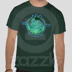 Zombie Brain Ale est.1968 (Blue) T Shirts from Zazzle.com