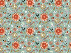 Wallpapered | Full Bloom Autumn by Yuyu