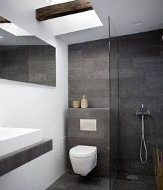Stylish Grey Bathroom Ideas For Clean Urban House Styles Traba Homes And Grey Bathroom Ideas