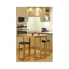 Charisma High Gloss Stowaway Round Dining Table Set Amp 4