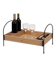Box of Vine Wine Tray