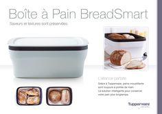 Boîte à pain: la solution intelligente pour conserver votre pain plus longtemps.