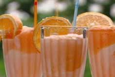 Orangesicle Cocktail