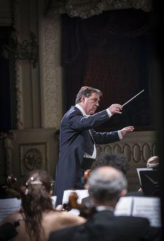Concierto 4: Mahler.  ORQUESTA FILARMÓNICA DE SANTIAGO  Director musical: Maximiano Valdés  Foto: Patricio Melo