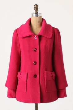 Anthro of course.  I'm always a sucker for hot pink!  $178