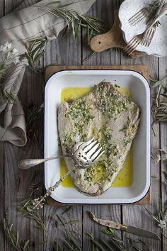 Ventresca de bonito al horno. La mejor receta. To be Gourmet   Recetas de cocina, gastronomía y restaurantes.
