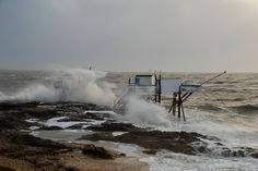 Tempête de ses derniers jours #saintpalaissurmer #royan #storm #charentemaritime #tempete #mer #ocean #sea #carrelet  #sky