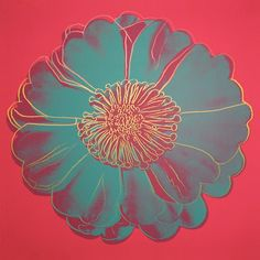 wharhol roses   andy warhol flower for tacoma dome c 1982 andy warhol kiku 1983 andy