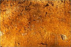 Stock photo available for sale at FeaturePics: Image of Textures And Backgrounds - Organic - Red Soil.