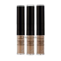 Tonymoly Timeless Carat Dual Concealer 4g 38g01 Light Beige >>> This is an Amazon Affiliate link. See this great product.