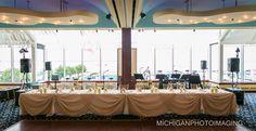 Grand Ballroom Wedding August 2013. MacRay Harbor The Banquet & Events Center.