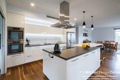 Warrandyte - The Kitchen Design Centre Kitchen Butlers Pantry, Butler Pantry, Family Kitchen, Kitchen Design, Kitchen Ideas, Beach House, Storage, Interior, Modern