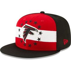 factory price 0384c e88d6 Atlanta Falcons New Era Youth 2019 NFL Draft On-Stage 9FIFTY Adjustable Hat  – Red