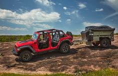 2021 Jeep Wrangler 4xe Review: The Perfect One-Car Garage for Off-Roaders