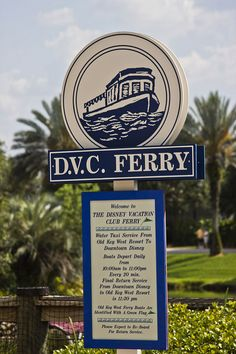 Old Key West DVC Ferry Sign | by dziactor
