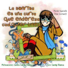 Edición por Elisa Cornwell. Candy Reto Motivaciones CB - Página 6