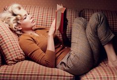 Michelle Williams as Marilyn.