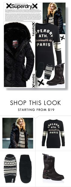 """The Cover Up – Jackets by Superdry: Contest Entry"" by mmk2k ❤ liked on Polyvore featuring Superdry and Avenue"