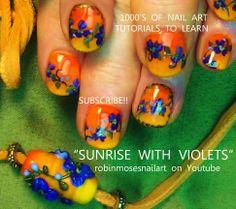Nail-art by Robin Moses