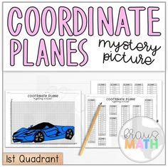 70 Best 6th Grade Math Images In 2019 Coordinate Planes 4th Grade