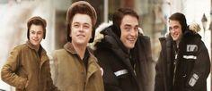 Vídeo com 2 Minutos de Robert Pattinson & Dane DeH...