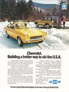 1973 Chevrolet Hatchback Coupe
