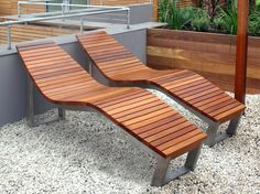 Contemporary loungers from the Skop range  http://factoryfurniture.co.uk/index/products/seating/skop-range/skop-lounger.html