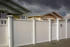 Image result for white fence nz