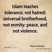 If you are not tolerant or you are full of hate, then you are misunderstanding Islam.  #Tolerance #Islam #Love #Understanding #Faith