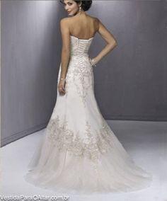 Vestido de Noiva Princess Lila