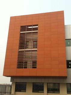 Anyang Hospital,Korea - LOPO China | Terracotta Facade Panel Manufacturer