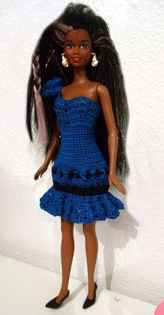 Barbie Crochet